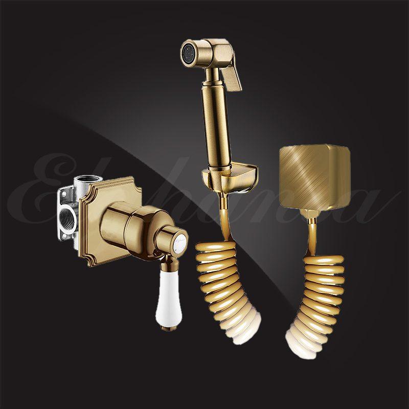 Смеситель Elghansa 35 mm ClassicLine 34C0786-Bronze