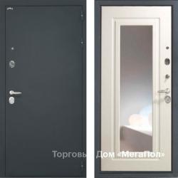 Входная дверь Интекрон Эллада с зеркалом